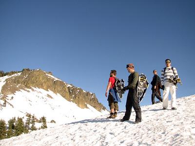 Donner Summit: Jan 21-23, 2011