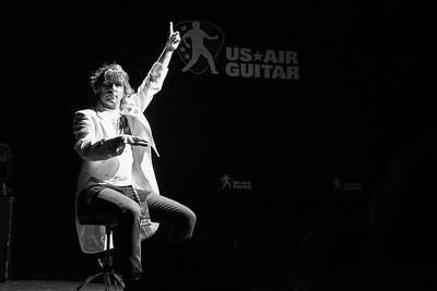 US Air Guitar 2014