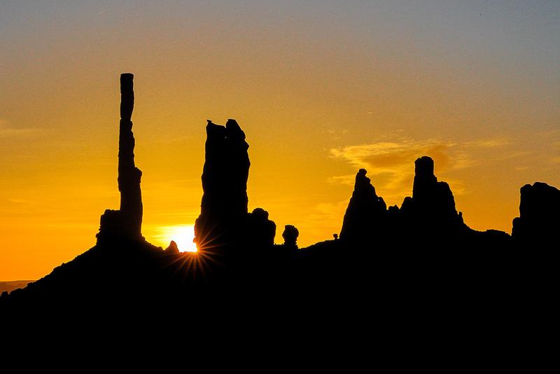 Dawn at the Totem Pole_John Hoffman.jpg
