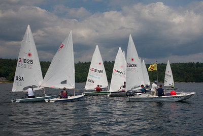 July 1st Laser Racing
