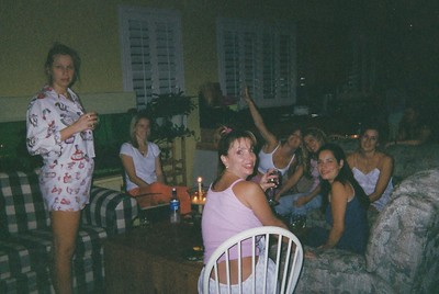 Joanne's Housewarming Party - Fall 2001