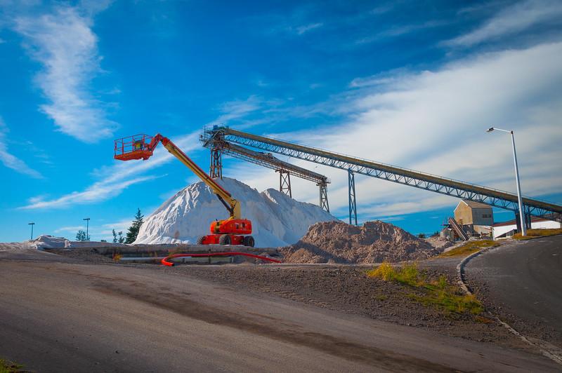 Salt Mills, Tauranga, 2014.