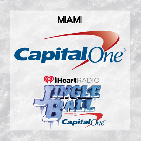 12.18.2015 - Jingle Ball - iHeart Radio - Miami, FL presented by Capital One