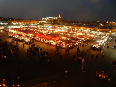 Marrakesch 2016