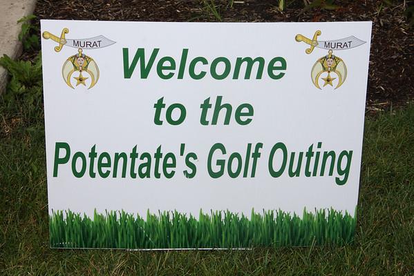 Murat Potentate Golf Outing 9-9-2013