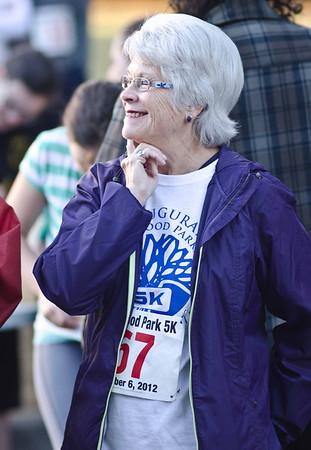 Maywood Park 5k Run/Walk 2012