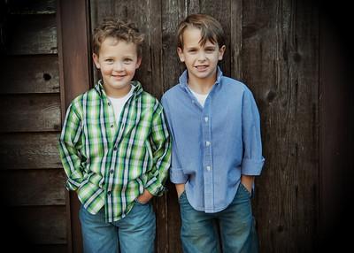 Mason and Parker