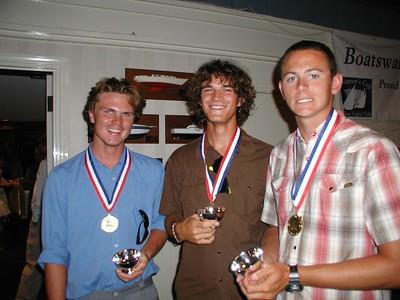 Del Rey Yacht Club Junior Sailing 2004