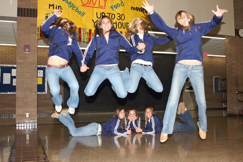 05-Jan-2009 Lady Rangers Pre-Season Banquet