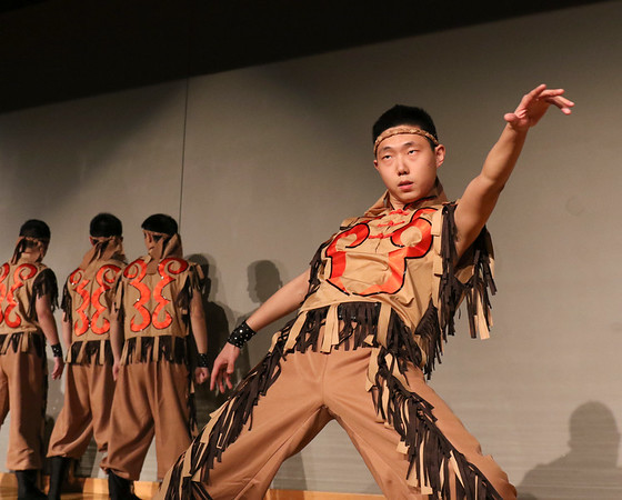 2017 Multicultural Carnival for Dance and Music: City of Hong Kong and Classic Chinese Dance