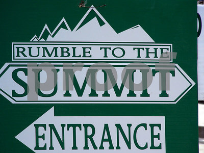 """Entering the Summit, Part """"1"""" of """"2"""""""