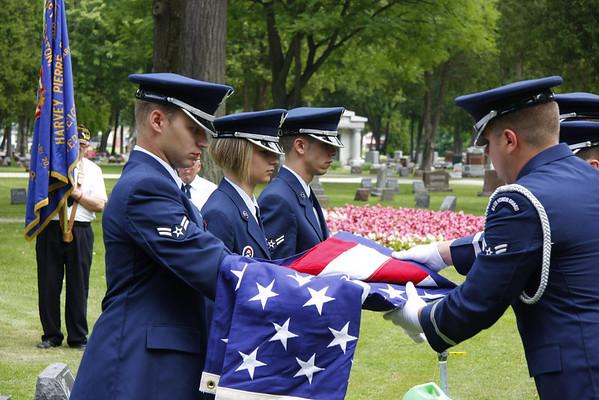 Gordon Swamp Memorial Services, Appleton Wisconsin, August 12, 2008