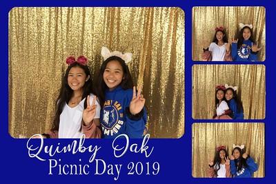 Quimby Oak Picnic Day 2019