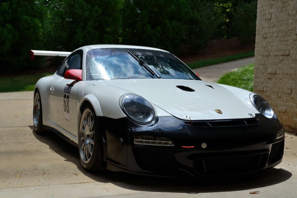 SOLD: 2012 Porsche GT3 997 Cup
