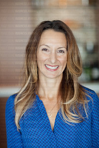 Undated handout photo is Amy Bohutisky, COO of Zillow Group