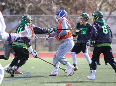 Penn Yan Lacrosse 3-19-16