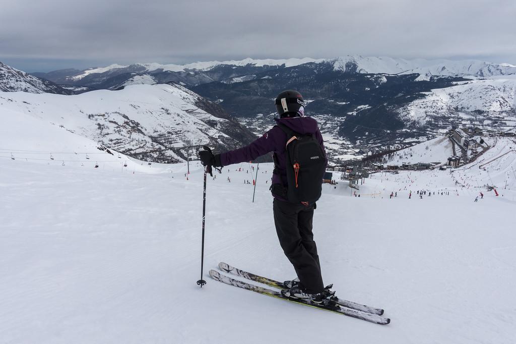 Esquí en Pla d'Adet (Saint-Lary-Soulan)