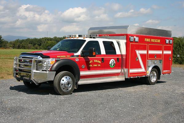 Company 21 - Mt. Solon Fire Company
