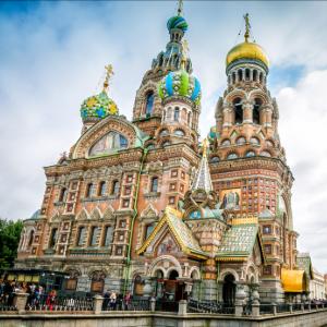 Russia Adventure Tour