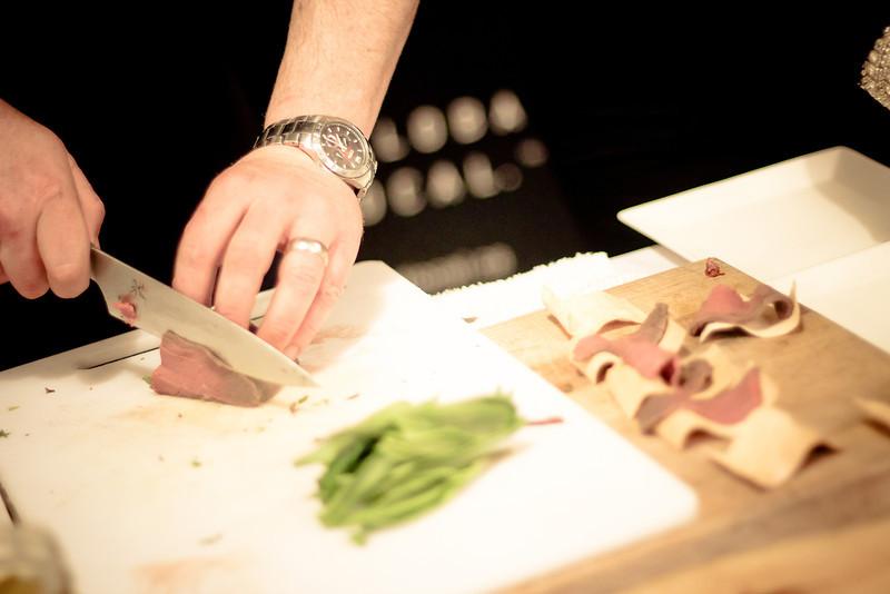 open kitchen elk tartare cutting.jpg