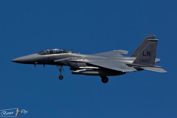 RAF Lakenheath : 4th March 2014