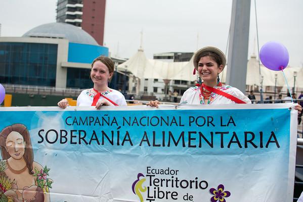 World Food Day Celebration, Guayaquil