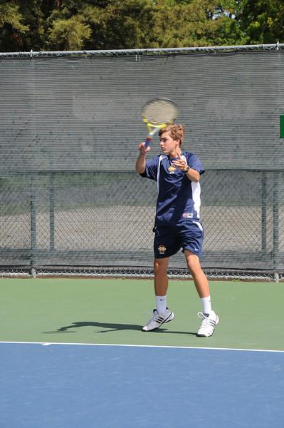 Menlo Boys Tennis 2009 - Frosh 1