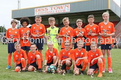 Diss Town Hawks FC