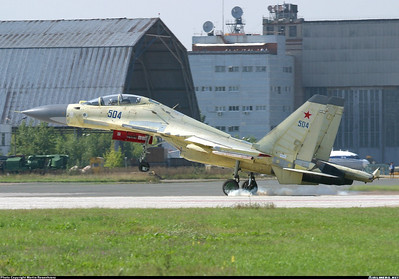 SU-30 Flanker Family