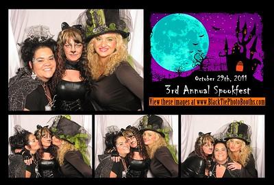 3rd Annual Spookfest 2011