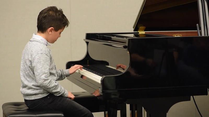 2017 Piano Recital - Joaquin Guerrero