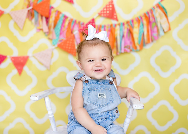 Emmy is ONE!!!