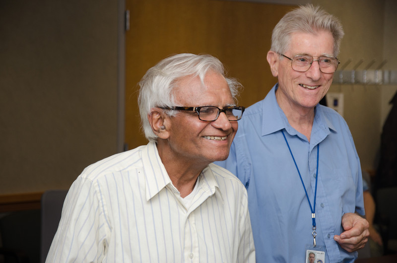 Anand Bhatia -- Bruce Woodgate retirement party, NASA/GSFC, June 2013
