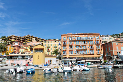 Day 4 - Nice & Villefranche