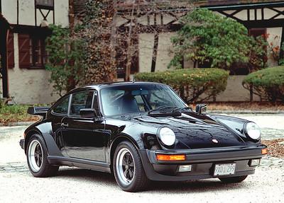 Bob's Porsche Turbo