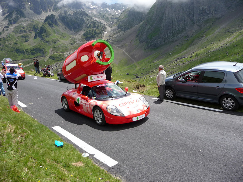 Surely, no explanation is required. Location - Col du Tourmalet