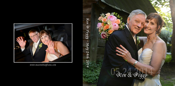 Ken & Peggy's Wedding Album