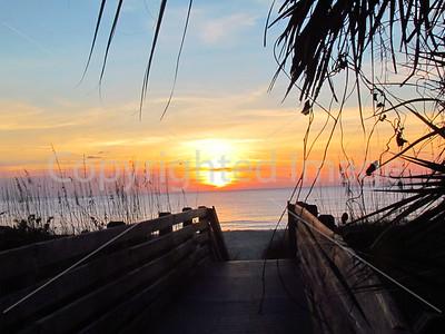 Nokomis Florida, North Jetty Beach