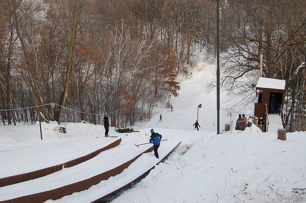 St Paul Ski Club: John R Lyons Memorial Tournament:  January 10, 2010