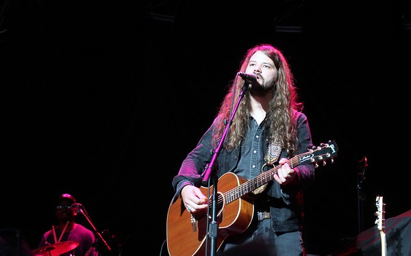 Chris Stapleton at SPAC