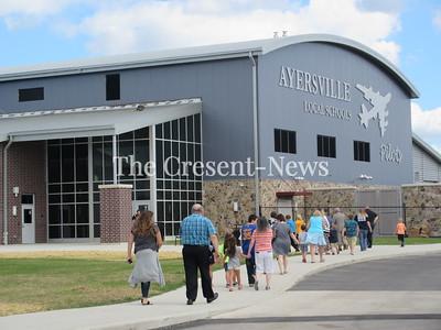 09-16-18 Ayersville school dedication