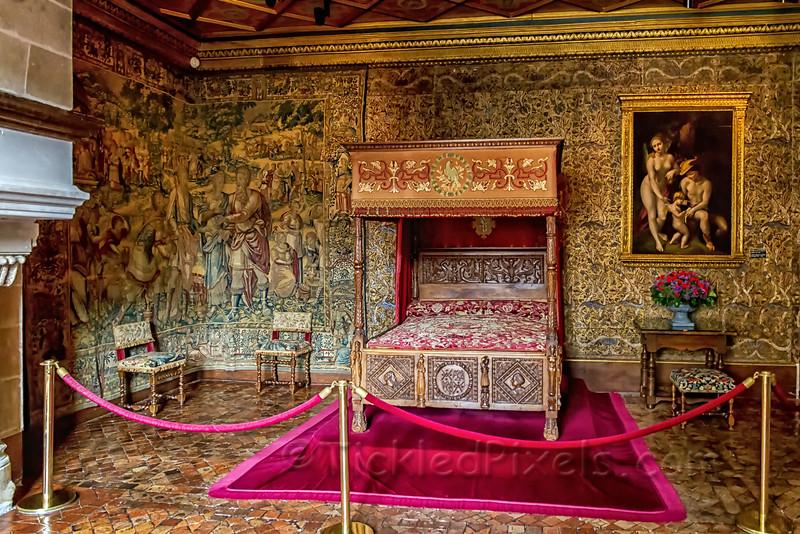 Bedroom of Catherine de' Medici