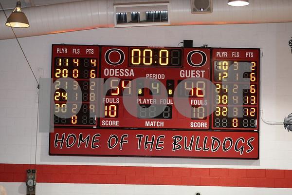 Varsity-Odessa vs Harrisonville 2-9-09