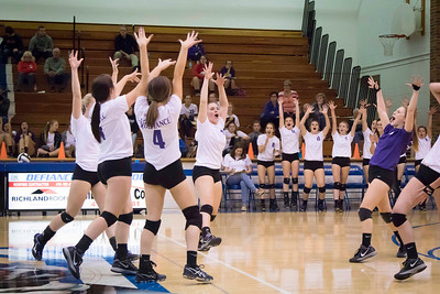 DHS Volleyball 10-13-2016