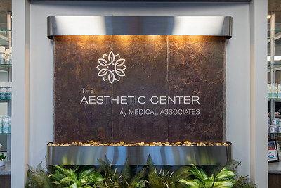 2021 Aesthetic Center by Medical Associates Ribbon Cutting