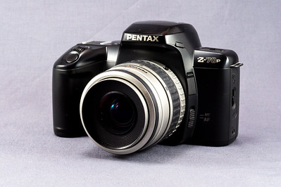 Pentax Z-70P, 1995
