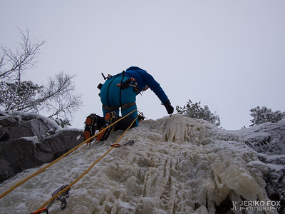 Haminalahti Ice Climbing 2016