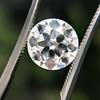 3.01ct Old European Cut Diamond GIA G SI1 9