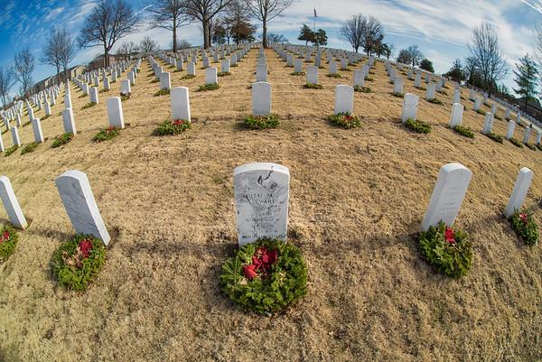 Vet Cemetery (December 25)
