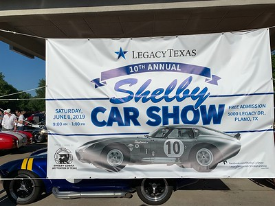 10th annual Shleby Car Show 2019
